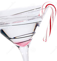 Burl Ives' Holly Jolly Christmas Martini Recipe